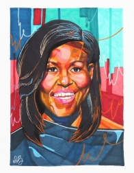 Domonique Brown: Michelle Obama