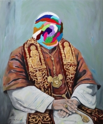 Iqi Qoror: Pope of Innocent After Bacon After Velazquez