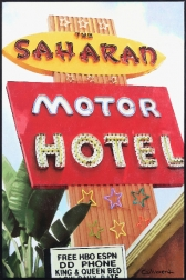 Michael Giliberti: Welcome To The Saharan Motel
