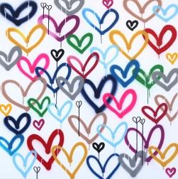 Amber Goldhammer: Hearts Make Me Happy