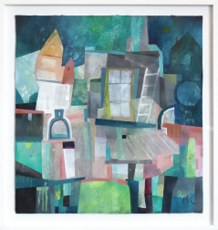 Maria C Bernhardsson: New York Neighborhood