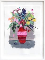 Maria C Bernhardsson: Garden Flowers