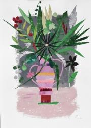 Maria C Bernhardsson: Djungel Flowers