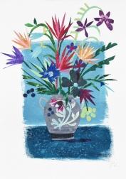 Maria C Bernhardsson: Star Flowers