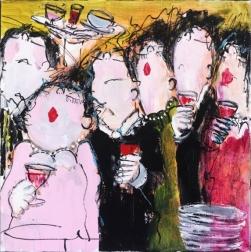 Gerdine Duijsens: Looking For The Waiter!!