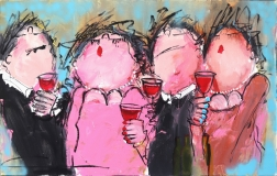 Gerdine Duijsens: Party In Pink