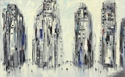 Ekaterina Ermilkina: City Lights