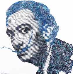 Virginie Schroeder: Dali The Other Face, That Face of Talent