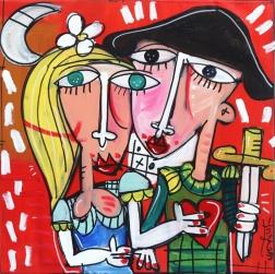 Alessandro Siviglia: Couple In Love