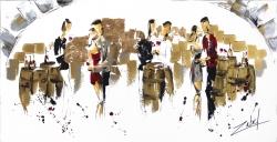 Zabel: Winery Party