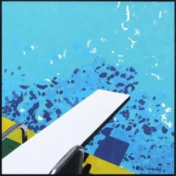 Michael Giliberti: Deep End Dive White