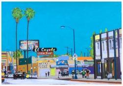Fabio Coruzzi: This is Beverly Boulevard #22