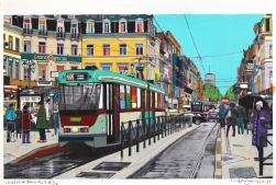 Fabio Coruzzi: Glimpse of Brussels #5