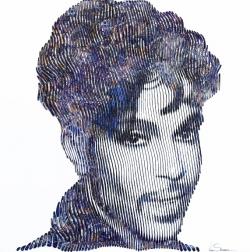 Virginie Schroeder: Purple Rain Prince
