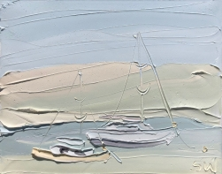 Sally West: Pittwater Snappermans Study 1 (3.12.18)