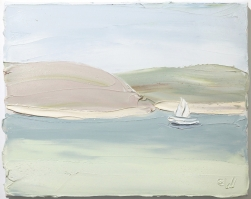 Sally West: Pittwater Snappermans Study 2 (7.8.19)
