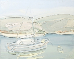Sally West: Pittwater Snappermans Study 1 (7.8.19)