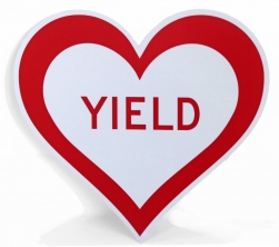 Scott Froschauer: Yield Heart I