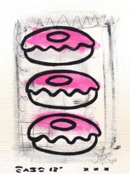 Gary John: Acai Berry Donuts