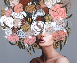 Sally K: Rose Garden III