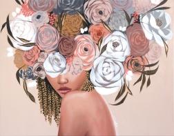 Sally K: Rose Garden II
