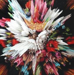 Kate Tova: Floral Glitch II