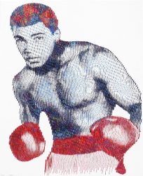 Virginie Schroeder: Muhammad Ali, More Than A Boxer.  A Legend Forever