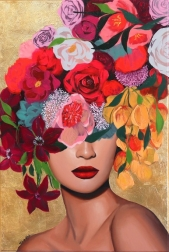 Sally K: Golden Rouge