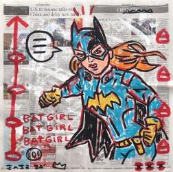 Gary John: Batgirl's Resume