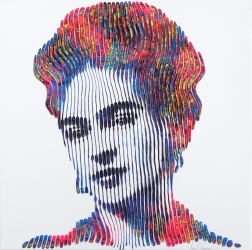 Virginie Schroeder: The Most Incredible Talent Frida Kahlo