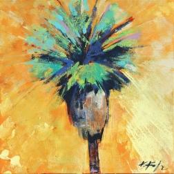 Kathleen Keifer: Lemon Sizzle Palm