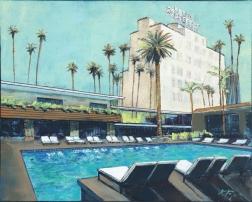 Kathleen Keifer: The Hollywood Roosevelt Hotel