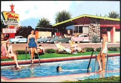 Michael Giliberti: Poolside at the Flamingo
