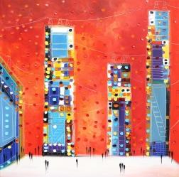 Ekaterina Ermilkina: Night City