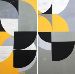 Heny Steinberg: Bee (Diptych)
