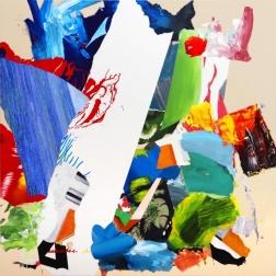 Brandon Neher: Artist Palette / Ocean