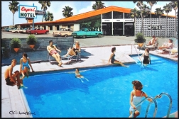 Michael Giliberti: Weekend At The Capri Motel