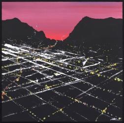 Pete Kasprzak: Western Sunset Aerial