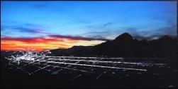 Pete Kasprzak: Sedona Sunset