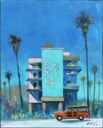 Kathleen Keifer: The Beverly Hills And Woodie