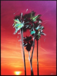 Pete Kasprzak: Palms 2