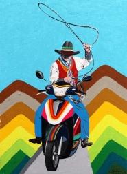 Fabio Coruzzi: Urban Cowboy