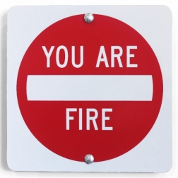 Scott Froschauer: You Are Fire III