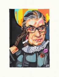 Domonique Brown: Ruth Bader Ginsburg