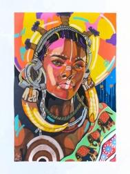 Domonique Brown: Queen Is Black