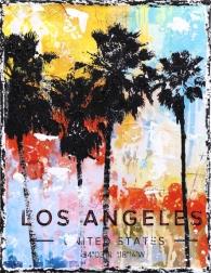 Marion Duschletta: California Coast Sunset