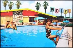 Michael Giliberti: Poolside Gossip