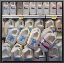James Zamora: Milk Aisle No. 5