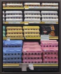 James Zamora: Egg Aisle No. 11
