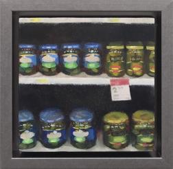 James Zamora: Pickle Aisle No. 6
